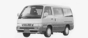 Nissan Caravan GT LIMITED 2WD 2700 INTERCOOLER TURBO 1996 г.