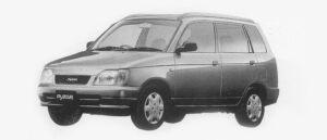 Daihatsu Pyzar CX 2WD 1996 г.