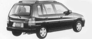Mazda Demio GL 1996 г.