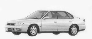 Subaru Legacy TOURING SEDAN 250T 1996 г.