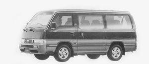 Nissan Homy 2WD DIESEL 1996 г.