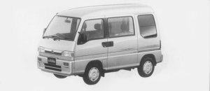 Subaru Sambar DIAS II MALEZA 1996 г.