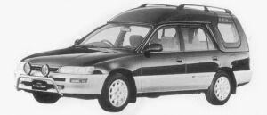 Toyota Corolla Wagon G TOURING 1996 г.