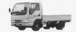 Nissan Diesel Condor 20 STANDARD SUPER LOW 1996 г.