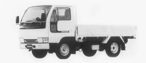 Nissan Condor 15 HIGH FLOOR 1996 г.