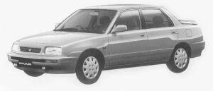 Daihatsu Applause LIMITED 1996 г.
