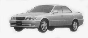 Toyota Chaser 2.5 TOURER S 1996 г.