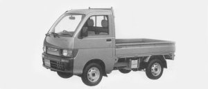 Daihatsu Hijet 2WD 1996 г.