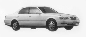 Toyota Cresta 2.0 EXCEED 1996 г.