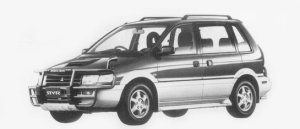 Mitsubishi RVR SUPER SPORTS GEAR 1996 г.