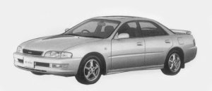 Toyota Corona Exiv 200GT TOURING VERSION CAR 1996 г.