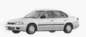 Subaru Legacy TOURING SEDAN LX 1996 г.