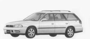 Subaru Legacy TOURING WAGON TS TYPE R 1996 г.