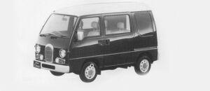 Subaru Sambar DIAS CLASSIC 1996 г.