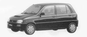 Daihatsu Mira CL TURBO 1996 г.