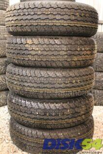 Летниe шины Dunlop Tg35 245/70 16 дюймов новые в Новосибирске