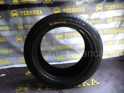 Летниe шины Bridgestone Regno 225/50 18 дюймов б/у в Новосибирске