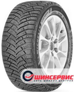 Зимние шины Michelin X-ice north 4 225/55 18 дюймов новые в Краснодаре