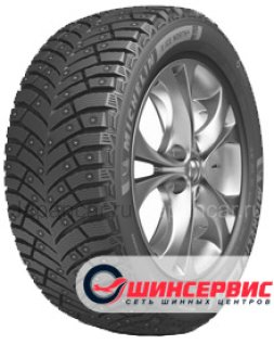 Зимние шины Michelin X-ice north 4 suv 225/55 19 дюймов новые в Краснодаре