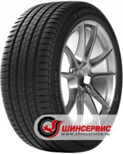 Летниe шины Michelin Latitude sport3 zp 245/45 20 дюймов новые в Москве