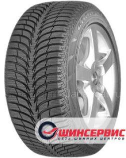 Зимние шины Goodyear Ultragrip ice + 195/55 16 дюймов новые в Уфе