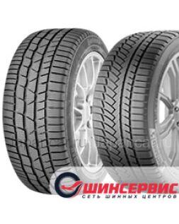 Зимние шины Continental Contiwintercontact ts830 p 235/40 18 дюймов новые в Уфе