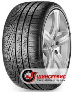 Зимние шины Pirelli Winter sottozero ii 235/45 18 дюймов новые в Краснодаре