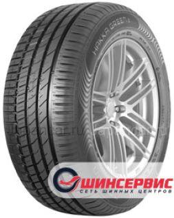 Летниe шины Nokian Hakka green 2 185/65 14 дюймов новые в Краснодаре
