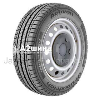 Летниe шины Bfgoodrich Activan 225/70 15 дюймов новые в Санкт-Петербурге