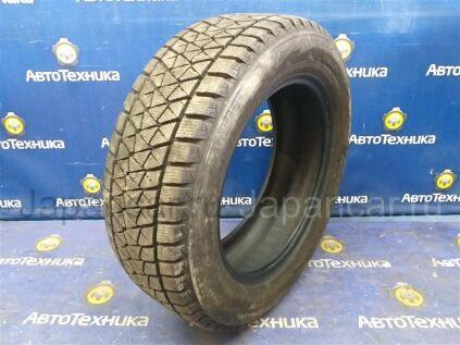 Зимние шины Bridgestone Blizzak dm-v2 225/60 17 дюймов б/у в Новосибирске