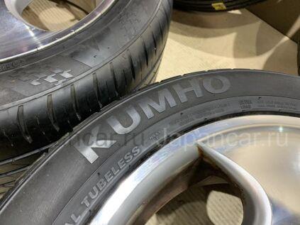 Летниe шины Kumho Ecsta hs51 215/50 17 дюймов б/у во Владивостоке