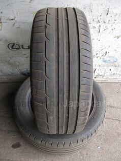 Летниe шины Dunlop Sp sport maxx rt 25/55 17 дюймов б/у в Москве