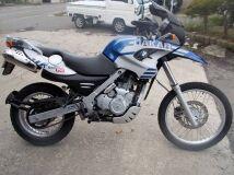 мотоцикл BMW F650GS DAKER