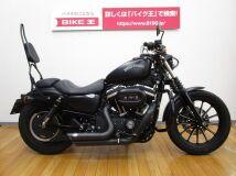 мотоцикл HARLEY-DAVIDSON XL883N IRON