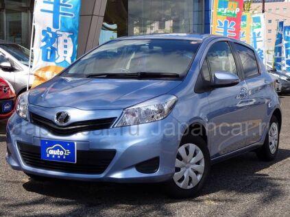 Toyota Vitz 2012 года во Владивостоке