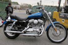 чоппер HARLEY-DAVIDSON XL883C