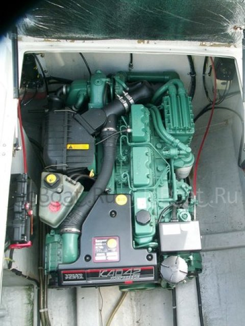 катер NISSAN MARINE PS-780FB 1994 года