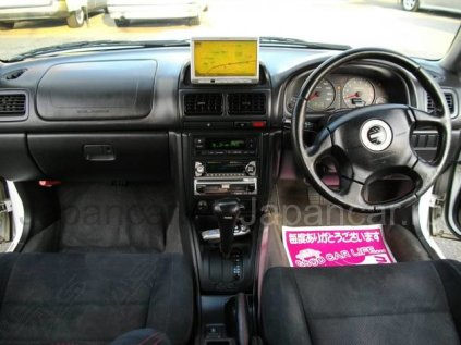 Subaru Forester 2002 года в Японии