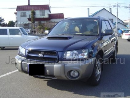 Subaru Forester 2004 года в Японии