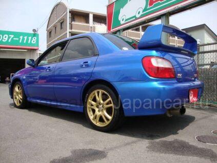 Subaru Impreza WRX 2001 года в Японии
