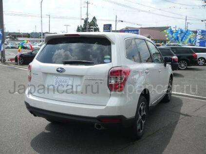 Subaru Forester 2014 года в Японии