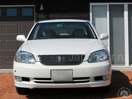 Toyota Mark II 2001 года в Японии