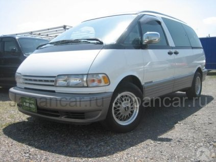 Toyota Estima 1996 года в Японии