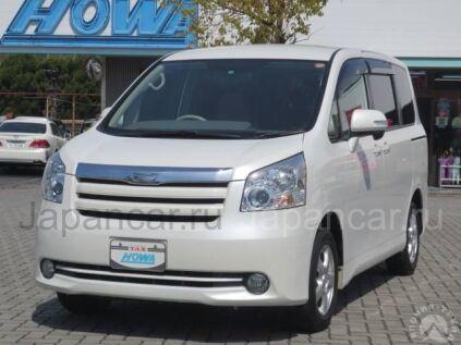 Toyota Noah 2009 года в Японии