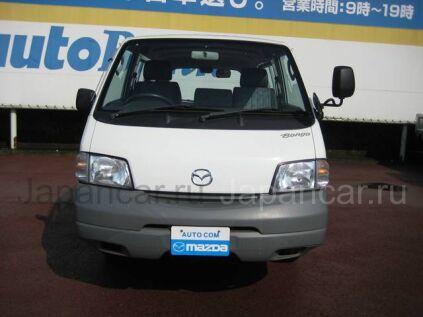 Mazda Bongo 2001 года в Японии