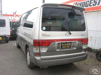 Mazda Bongo Friendee 2001 года в Японии