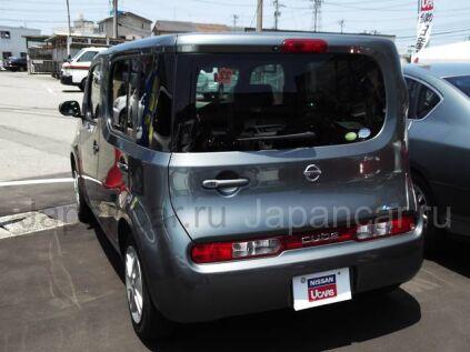 Nissan Cube 2016 года в Японии