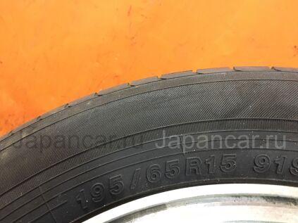 Летниe шины Yokohama Ecos es31 195/65 15 дюймов б/у во Владивостоке