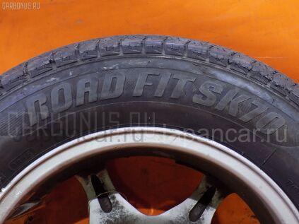 Летниe шины Kingstar Road fit sk70 195/65 15 дюймов б/у во Владивостоке