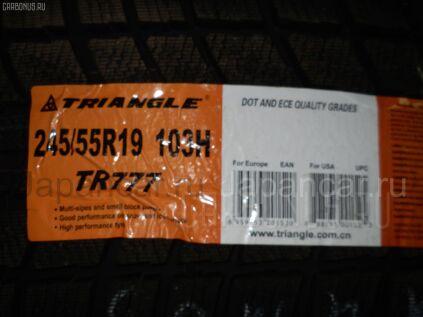 Зимние шины Triangle Tr777 245/55 19 дюймов новые во Владивостоке